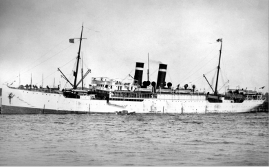 The SS Germania