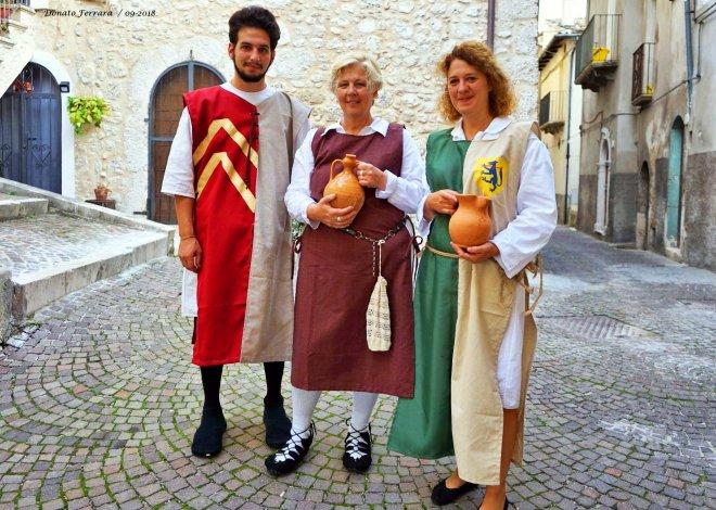 The Reenactment Pettorano sul Gizio