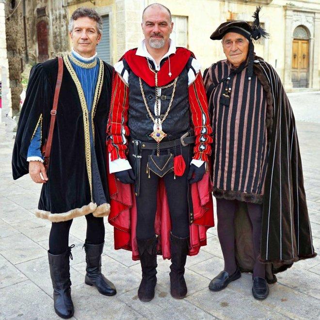 The Reenactment Pettoarno sul Gizio