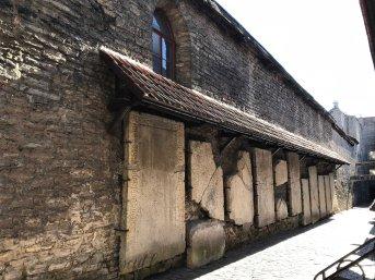 Old Tombstones, Tallinn